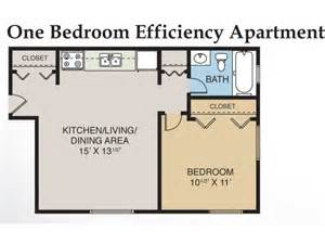 Efficiency Floor Plans Photo by 1 Bed 1 Bath Apartment In Midland Mi Eastlawn Arms