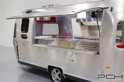 remorque cuisine papillon remorque airstream diner one quot food truck quot pch automotive