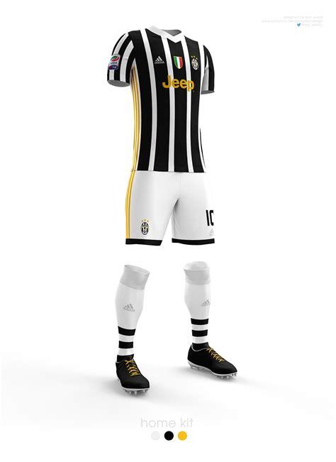 Juventus Football Kits