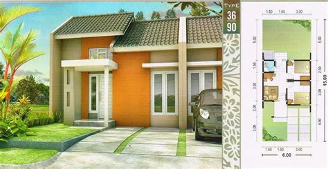 desain rumah minimalis modern  desain  denah rumah