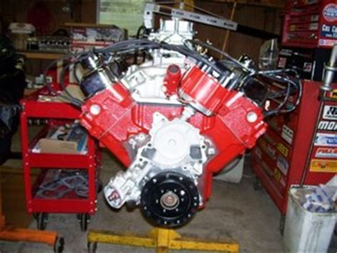 Buick 350 Engine For Sale by Bad Attitude Engines Company Information