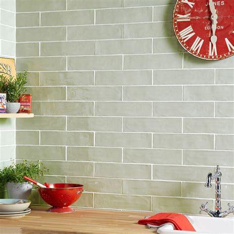 handmade sage ceramic wall tile xmm