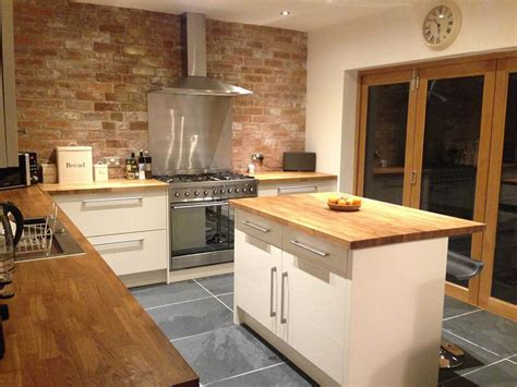 movable island for kitchen customer kitchen wooden worktop gallery worktop express