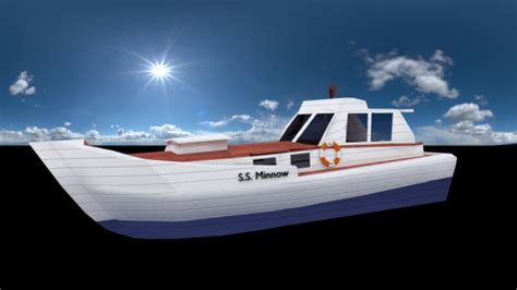 Minnow Boat Bed by S S Minnow Boat Downloadfree3d