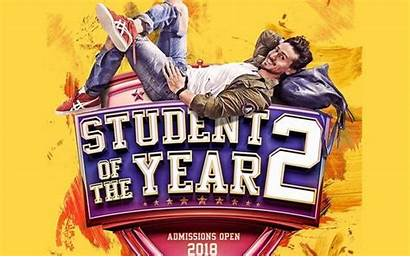 Student Poster Movies Tiger Shroff Bollywood College