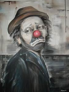 Sad Clown by Ommameta123 on DeviantArt