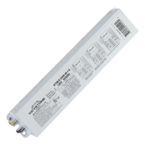 keystone 00556 t8 fluorescent ballast