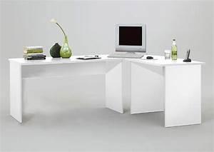 Eckschreibtisch Weiß Hochglanz : winkelschreibtisch eckschreibtisch till in weiss ebay ~ Frokenaadalensverden.com Haus und Dekorationen