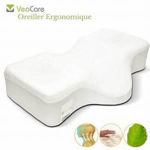 Oreiller Cervical Memoire De Forme : 20 01 sur oreiller ergonomique cervical veocare ~ Melissatoandfro.com Idées de Décoration