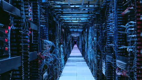 Server Room Wallpaper (62+ images