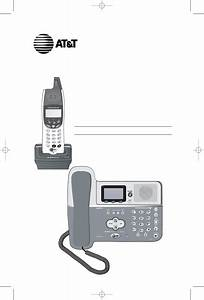 At U0026t Cordless Telephone Ep5962 User Guide