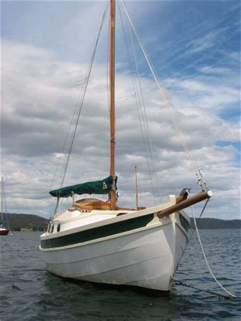 Sailing Boat Plans by Coastal River Hybrid