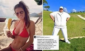 Megaupload39s Kim Dotcom Reveals He And Elizabeth Donnelly
