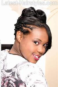Natural hairstyles for Black Girl Prom Hairstyles Amazing Prom Hairstyles For Black Girls And