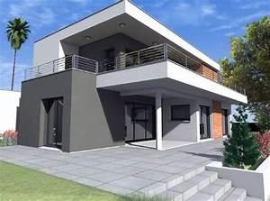 prix maison toit plat 120m2 construire la maison toit With good photo maison toit plat 2 prix maison toit plat 120m2 images