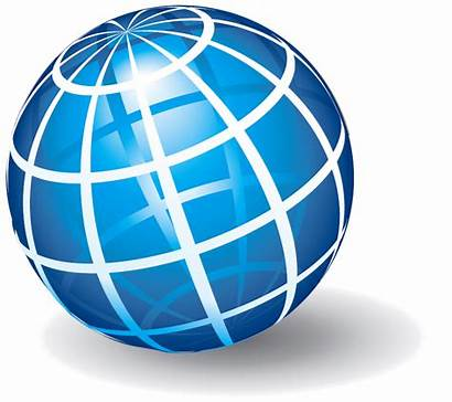 Globe Transparent Clipart Shipping Background Icons Orbit