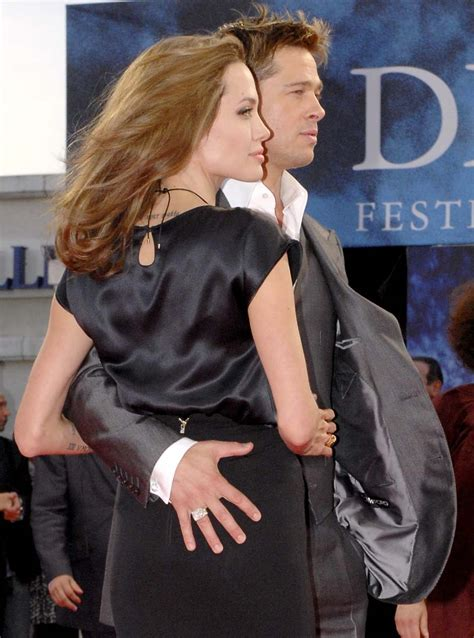 Hot Wallpaper Angelina Jolie And Brad Pitt