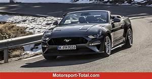 Ford Mustang Cabrio Kofferraum : ford mustang cabrio 2018 im test bilder infos zu preis ~ Jslefanu.com Haus und Dekorationen