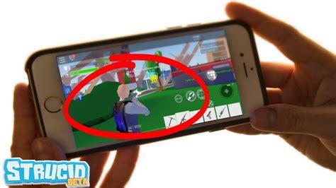strucid mobile    aimbot roblox youtube