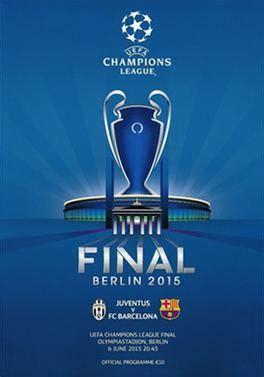 uefa champions league final wikipedia