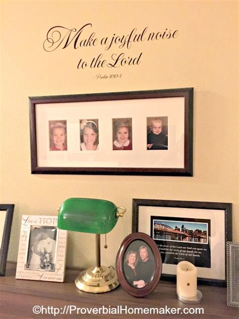 Scripture Wall Decals Wise Decor
