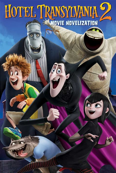 hotel transylvania 2 movie novelization book by stacia official publisher page