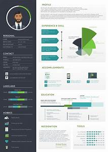 1207 best infographic visual resumes images on pinterest With infographic resume