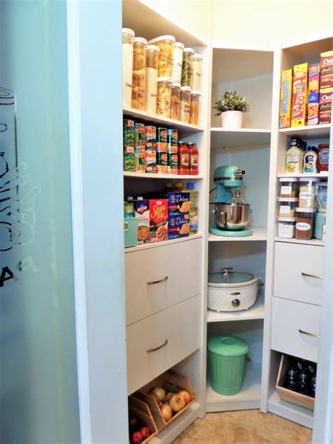 Closetmaid Pantry Pantry Organization And Tour W Closetmaid Space Creations