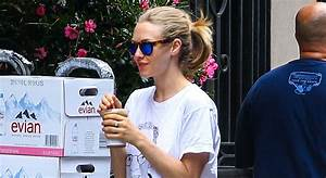 Amanda Seyfried Steps Out After Cutting Her Hair Short ...