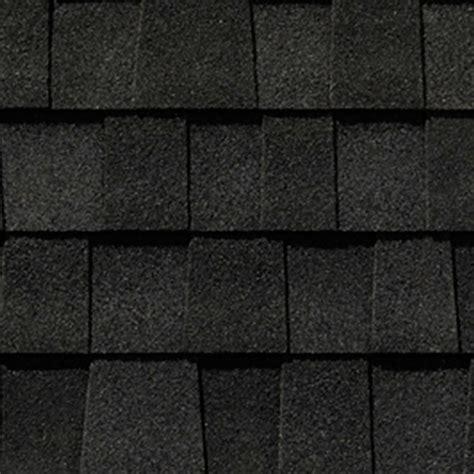 """mystique 42"" Roofing Shingle  Shadow Black Rona"