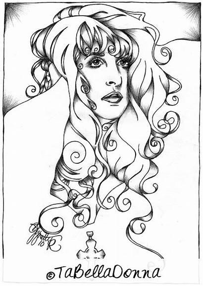 Nicks Stevie Lynette Mystic