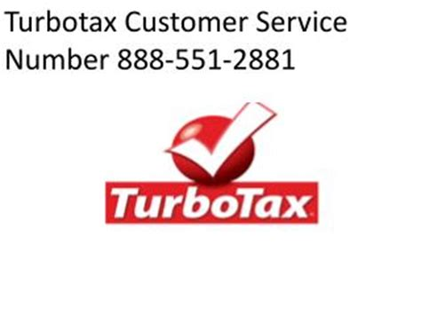 turbotax customer service phone number ppt how to contact turbotax customer service powerpoint