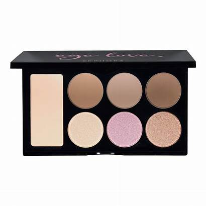 Sephora Eye Palette Eyeshadow Cool Makeup Paleta
