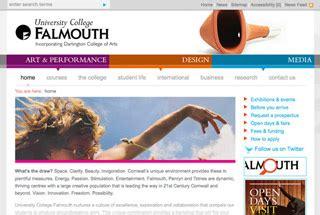 educational web design examples educational web