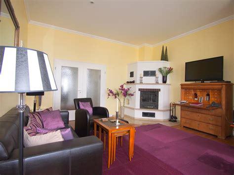 Wohnzimmer Leder by Wohnung 12 Villa Sirene Binz Wohnung 4 Und 12