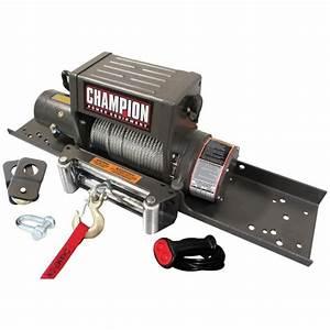 Champion 8000 Lb Winch Parts