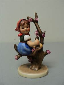 Eby De : vintage hummel goebel west germany apple tree girl figurine tm5 ebay ~ Orissabook.com Haus und Dekorationen