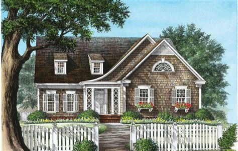 Inviting Shingle Style House Plan