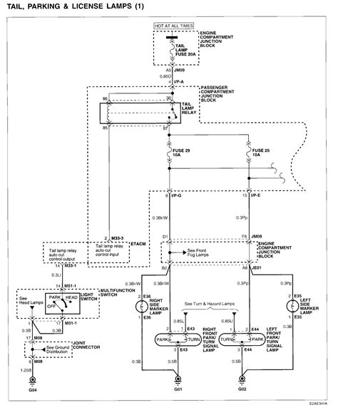 2004 hyundai accent wiring harness 34 wiring diagram