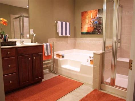 colorful bathroom ideas colorful bathrooms from hgtv fans hgtv