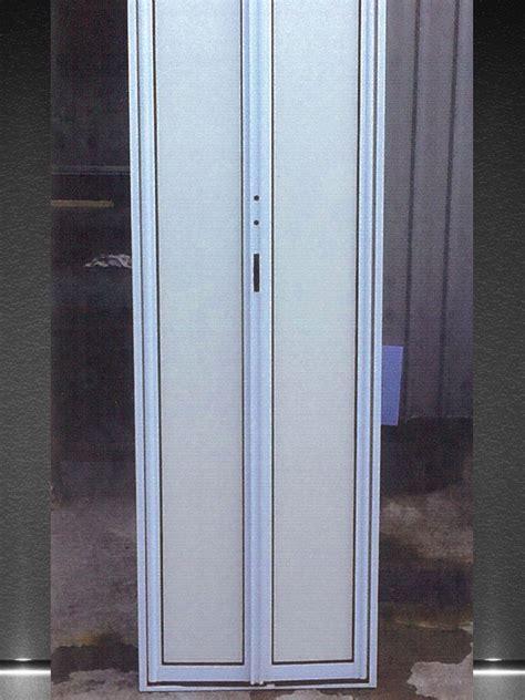 aluminum pvc bi fold toilet door hd  hdbdoor pte