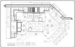 large kitchen floor plans kitchen floor plans kris allen daily