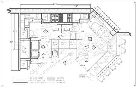 Restaurant Kitchen Blueprint  Afreakatheart