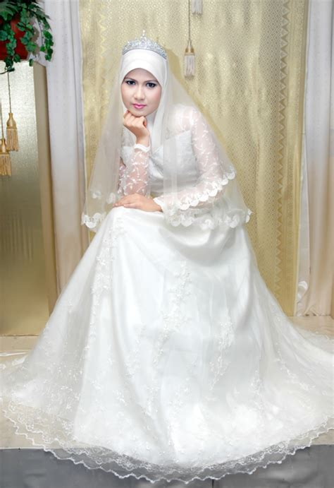 gambar gaun pengantin muslimour reading world