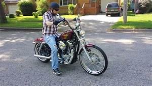 Harley-davidson Sportster 72 Rush Slip-ons Exhaust