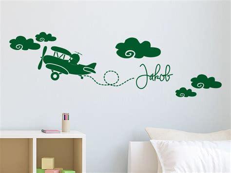 Kinderzimmer Deko Flugzeug by Best 25 Wandtattoo F 252 R Kinderzimmer Ideas On