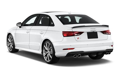 2018 Audi S3 Reviews And Rating  Motor Trend