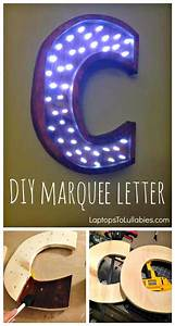 1000 images about my handmade home on pinterest craft With marquee letter lights michaels