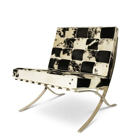 chaise peau de vache les 25 meilleures idées de la catégorie chaise en peau de