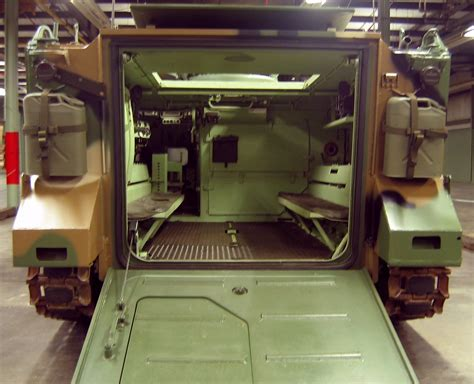 armored vehicles inside m113 armored personnel carrier military wiki fandom